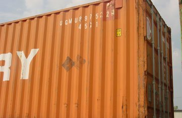 Detnal container