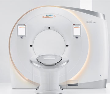 drive ct scanner